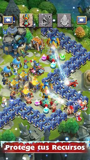 Castle Clash: Epic Empire ES screenshot 9