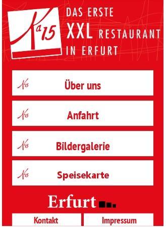 KA15 XXL Restaurant