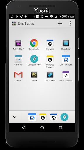 gX: Translator for Small App