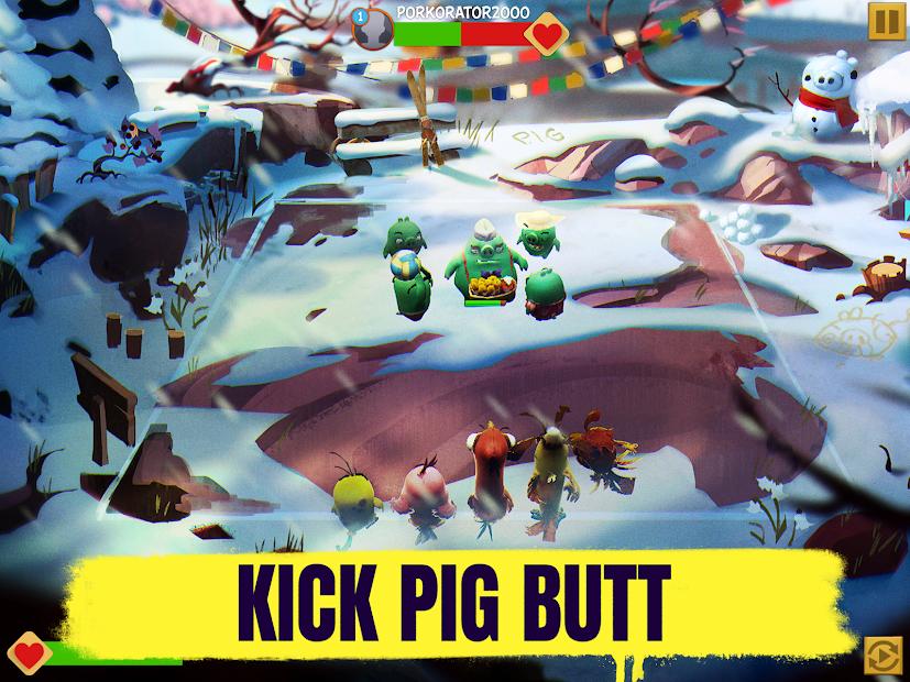 Angry Birds Evolution screenshot 7
