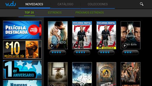 VUDU - Películas HDX screenshot 1