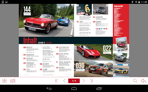 auto zeitung ihr auto magazin android apps on google play. Black Bedroom Furniture Sets. Home Design Ideas