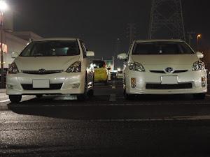 ウィッシュ ANE10G エアロスポーツパッケージリミテッドのカスタム事例画像 nagisaさんの2019年11月24日22:04の投稿