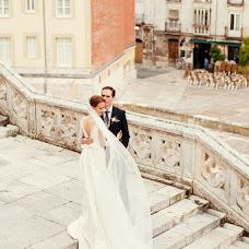 Wedding photographer Oksana Nazarchuk (aprilante). Photo of 28.01.2015