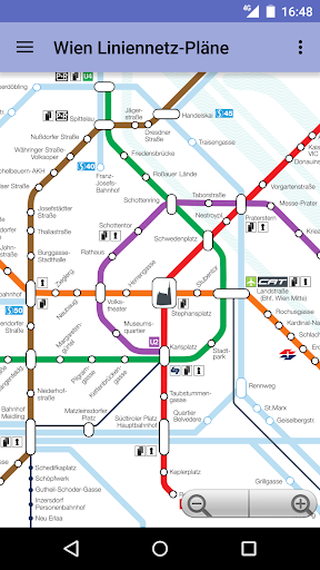 Vienna Transit Maps