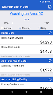 Genworth Cost of Care for PC-Windows 7,8,10 and Mac apk screenshot 4