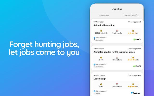 Duuni.app - Find Freelance Jobs Automagically