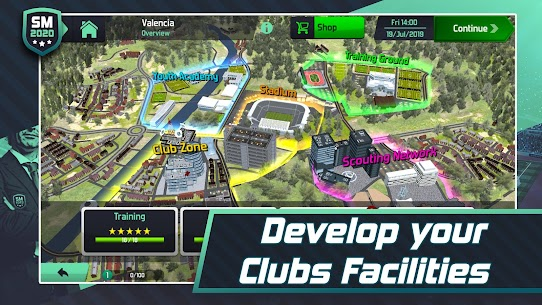 Soccer Manager 2020 – Football Management Game App Download For Android and iPhone 5