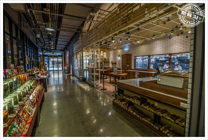 MLD Fresh 生鮮超市麵包店