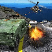 Army Truck Driving Simulator: Military Game 2018