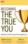 """BECOMING THE TRUE YOU Menjadi JUARA yang Sesungguhnya - Davit Setiawan & Ade Rai"""