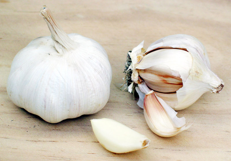 Garlic: What's up with garlic?