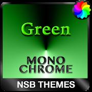 MonoChrome Green for Xperia