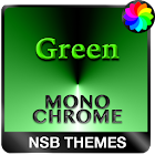 MonoChrome Green for Xperia icon