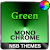 MonoChrome Green for Xperia file APK for Gaming PC/PS3/PS4 Smart TV