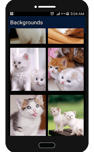 玩免費個人化APP|下載キティベラ猫の画面のロック app不用錢|硬是要APP