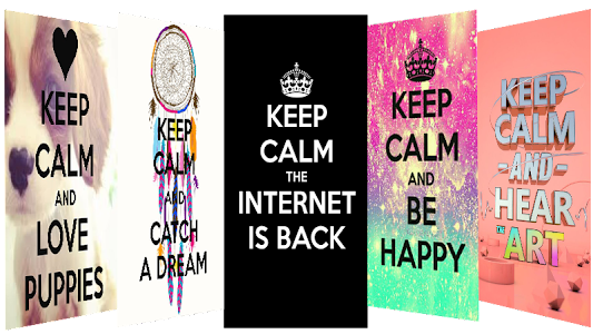 Download Keep Calm And Wallpaper Apk Latest Version 1 0