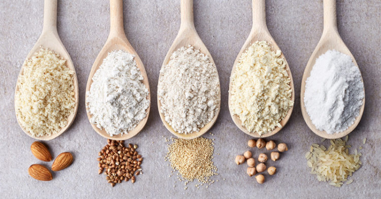 12 Gluten-Free Flours You Should Try!