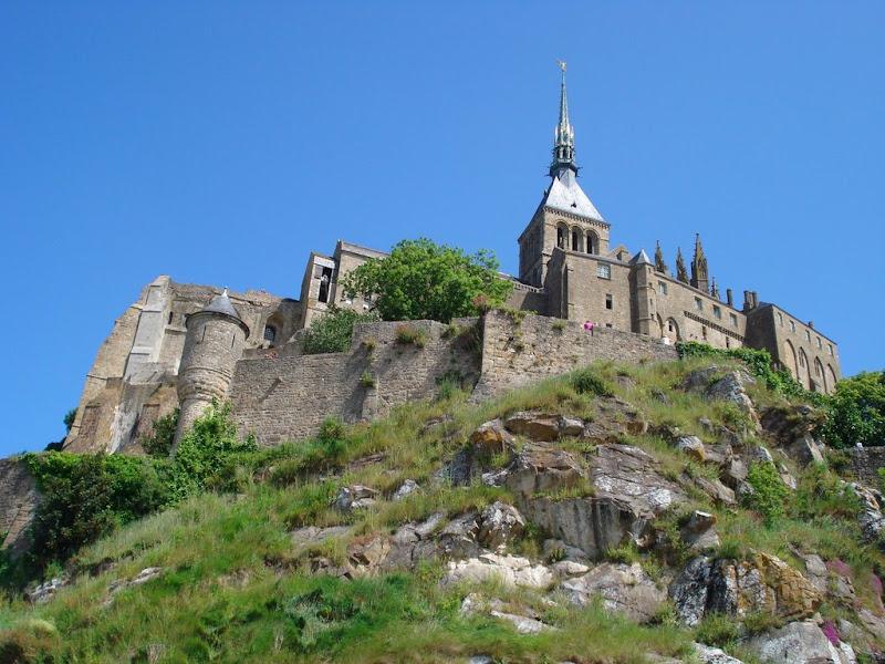 Mont Saint-Michel, france, frança, Couesnon