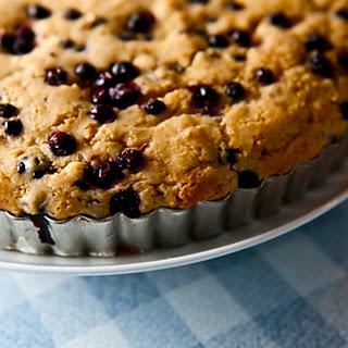 Buttermilk Huckleberry Cake