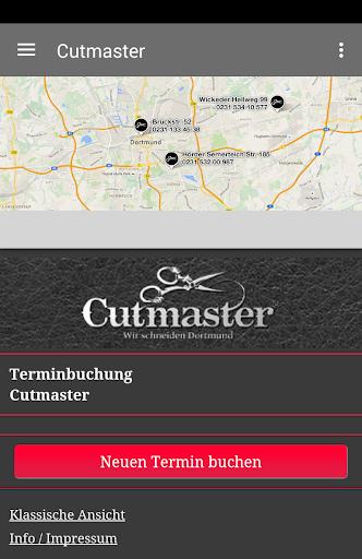 Cutmaster 6.018 screenshots 1