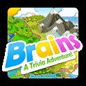 Brains - A Trivia Adventure! icon