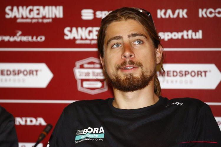 De Strade Bianche zal alvast niét gewonnen worden door wereldkampioen Sagan