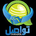 Tawasol | تواصل اجتماعي التقاء اشخاص جدد icon