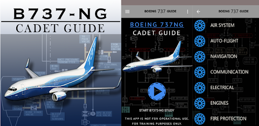 boeing b737 8 ng pilot guide apps on google play rh play google com American Airlines Boeing 737 Boeing 747