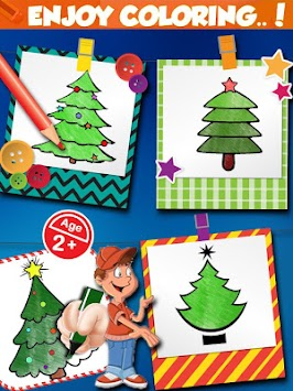 Download Buku Mewarnai Pohon Natal Apk Latest Version Game For