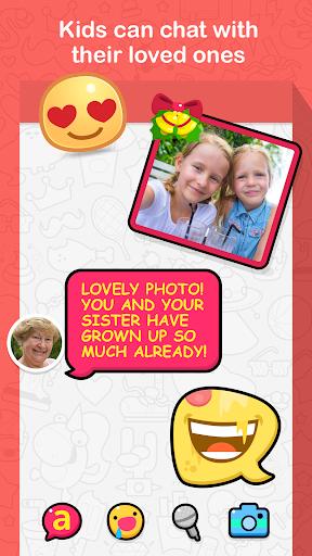 免費下載通訊APP|PlayKids Talk - Safe Chat App app開箱文|APP開箱王