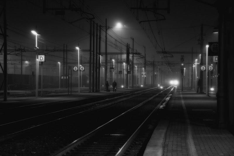 l'ultimo treno di antonioromei