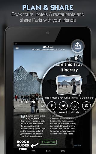 Go To Paris City Travel Guide, Things To Do & Maps screenshot 11