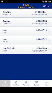 The State Credit Union- screenshot thumbnail