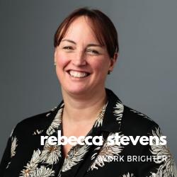 rebecca stevens future of recruitment marketing