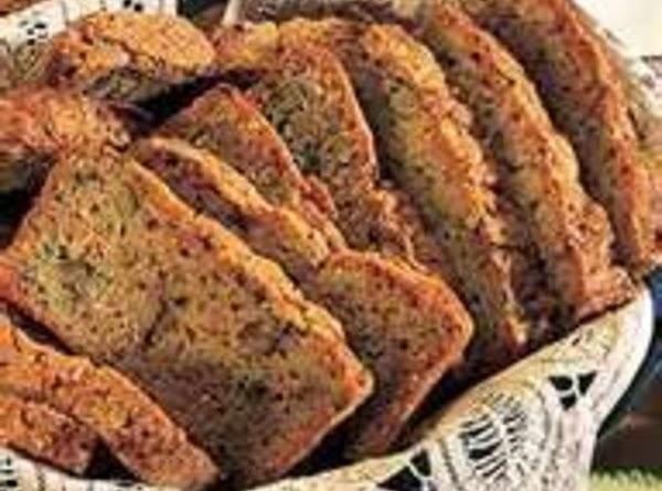 Spiced Zucchini Bread Recipe