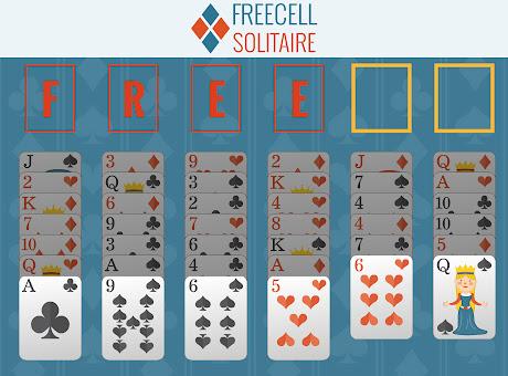 Freecell Solitiare