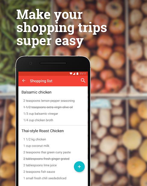 Cookbook Recipes screenshot 1