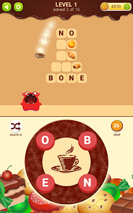 Words with Sweets- screenshot thumbnail