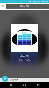 Mixer FM - náhled