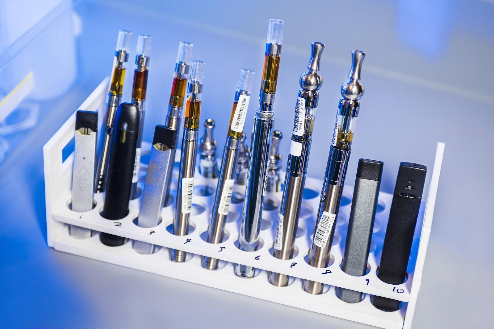 Different vape pens