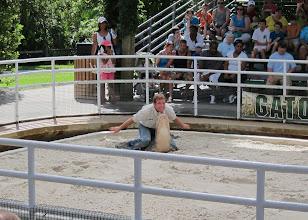 Photo: Gatorwrestling at Gatorland