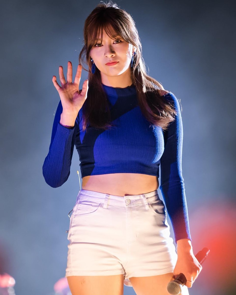 apink hayoung red velvet