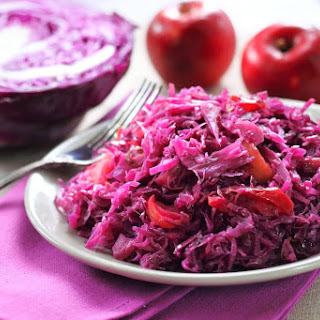 German Braised Red Cabbage Recipe