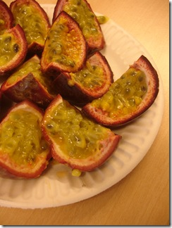 Passiosfrukt