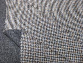 Photo: Ткань: пальтовая (60% шерсть 40% кашемир), ш. 150 см., цена 8000р.