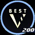 BEST II POWERAMP VISUALIZATION icon