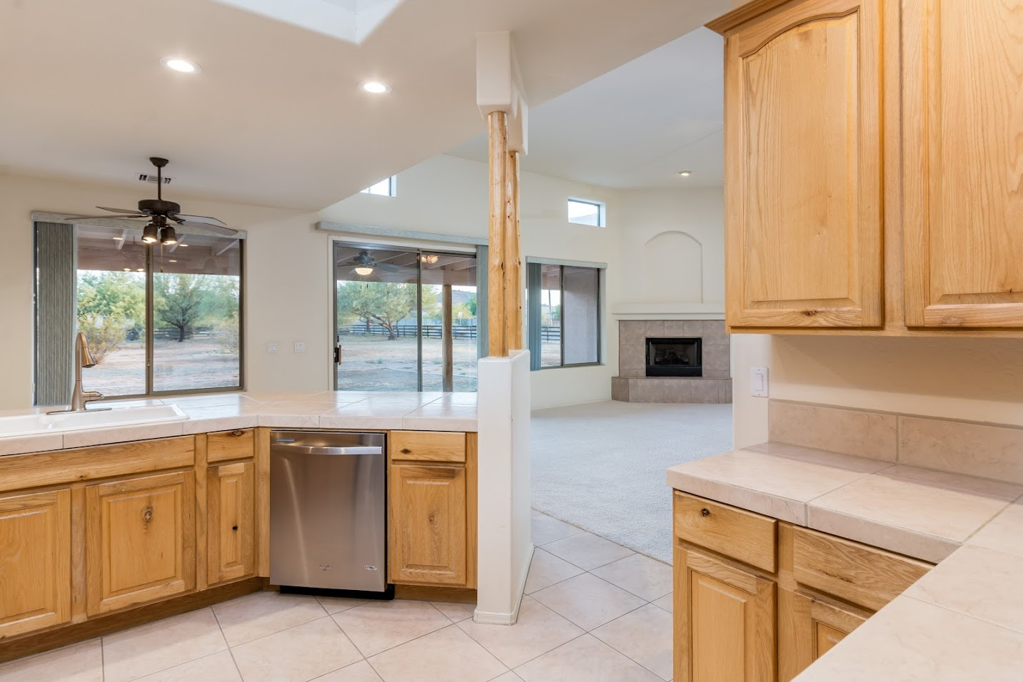 picture of kitchen in Carefree home for sale AZ