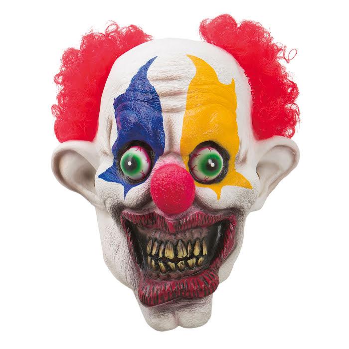 mask scary clown 50dcf45b7fc4d