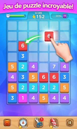 Code Triche Fusion de blocs APK MOD (Astuce) screenshots 1